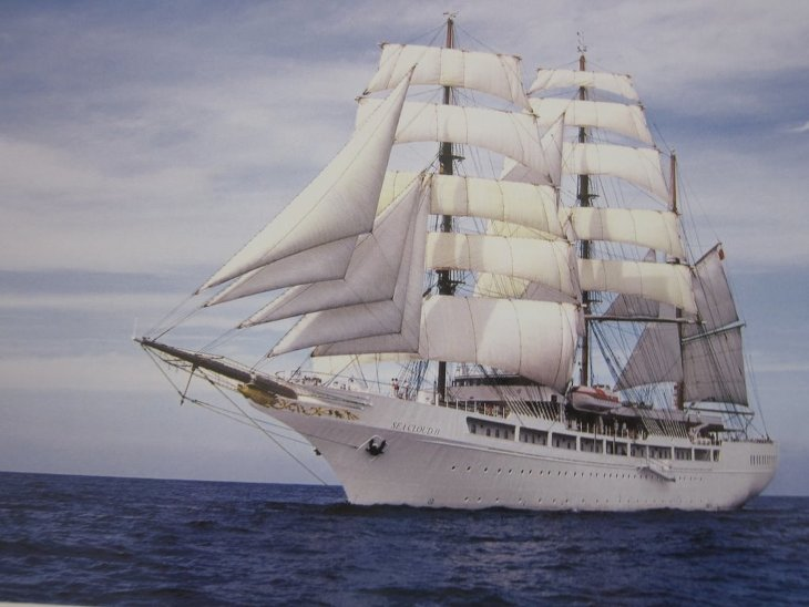 Sea Cloud II Credit: Marita Mausolf-Heuer